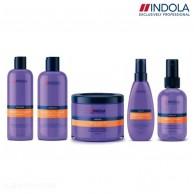 Набор для кератинового выпрямления волос – Indola Keratin Straight