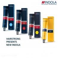 Краска для волос Индола – Indola Profession Permanent Caring Color 60ml