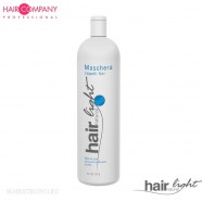 Маска для объема волос – Hair Company Hair Natural Light Maschera Capelli Fini 1000ml