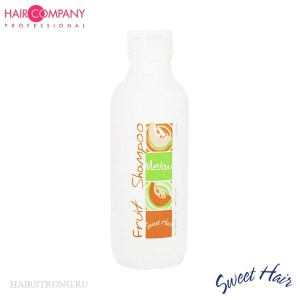 Шампунь с молоком дыни Hair Company Sweet Hair Fruit Melone