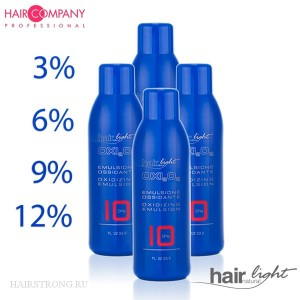 Окисляющая эмульсия Hair Company Hair Light