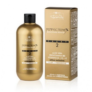 Фаза 2 (восстановление после окрашивания и осветления волос) Hair Company Inimitable Blonde Perfectionex Bleaching Repair