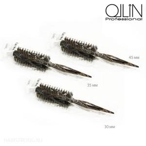 Брашинги с натуральной щетиной Ollin Professional