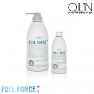 Увлажняющий шампунь против перхоти с экстрактом Алоэ – Ollin Full Force Anti-Dandruff Moisturizing Shampoo with Aloe Extract
