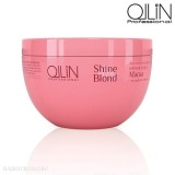 Маска для волос с экстрактом эхинацеи – Ollin Shine Blond Echinacea Mask 300ml