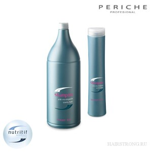 Шампунь для гладкости волос Periche Stress Hair Shampoo