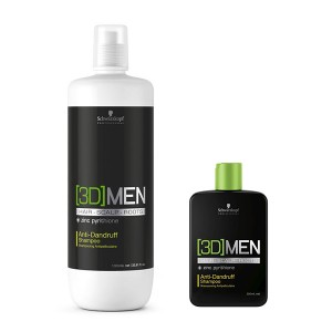 Шампунь против перхоти 3D Men Anti-dandruff Shampoo