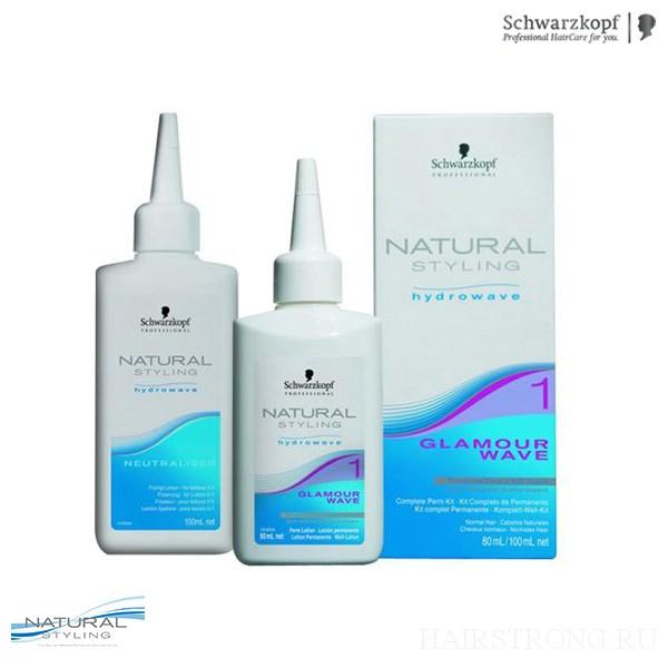 Комплект для химической завивки волос