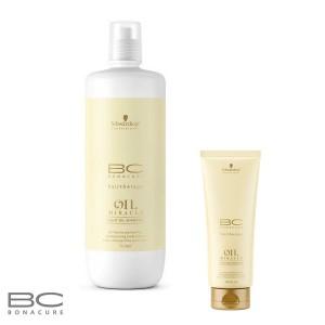 Шампунь для тонких волос Bonacure Oil Miracle Light