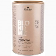 БлондМи Обесцвечивающая пудра 9+ не образующая пыли 450 мл