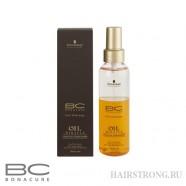 BC Oil Miracle Спрей-Кондиционер Золотое Сияние с Аргановым маслом 150 мл