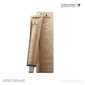 Краска для седых волос Igora Royal Absolutes