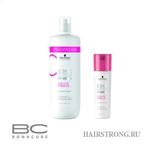 Бальзам-кондиционер для окрашенных волос Bonacure Color Freeze
