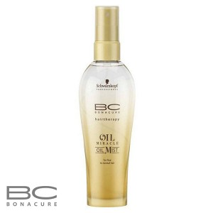 Спрей для тонких волос Schwarzkopf Bonacure Oil Miracle