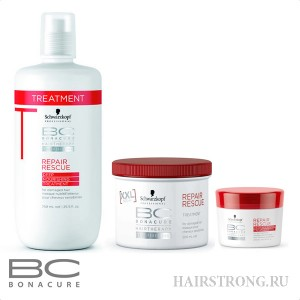 Маска для волос Schwarzkopf Bonacure Repair Rescue