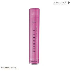 Лак-спрей для окрашенных волос Schwarzkopf Silhouette