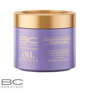 Маска для сухих и ломких волос Bonacure Oil Miracle Barbary