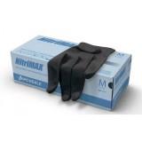 Перчатки нитриловые чёрные NitriMAX