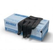 Перчатки нитриловые NitriMAX размеры (S и M 50 – пар в упаковке)