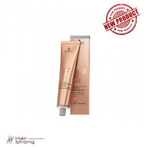 Осветляющий крем для седых волос BlondMe White Blending Cream