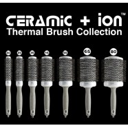 Термобрашинги керамический с ионизацией Olivia Garden Ceramic + ion от 20 мм. до 80 мм.