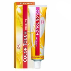 Оттеночная краска Wella Color Touch Relights