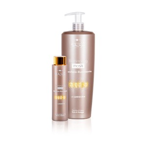 Маска блеск для волос Hair Company Inimitable Style
