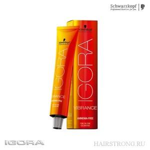 Краска для волос без аммиака Igora Vibrance