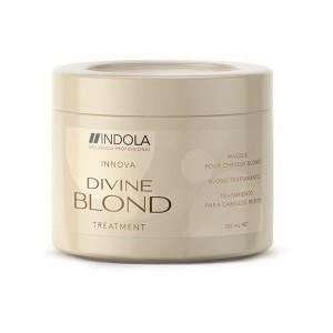 Восстанавливающая маска для светлых волос Indola Divine Blond Treatment