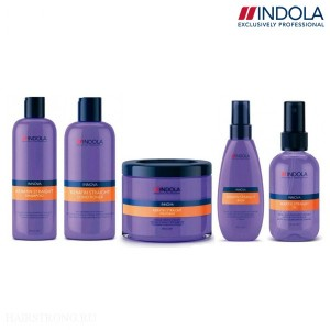 Набор Indola Keratin Straight