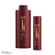 Шампунь с аргановым маслом – Londa Velvet Oil Shampoo
