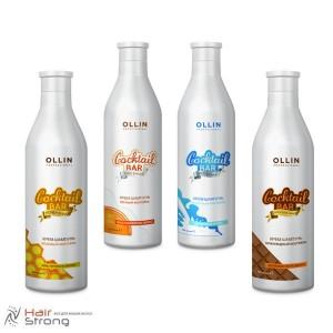 Крем-шампуни для волос Ollin Cocktail Bar
