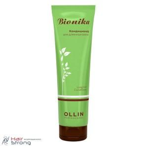 Кондиционер для длинных волос Ollin Bionika Long Hair