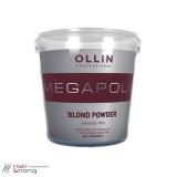 Осветляющий порошок с аргановым маслом Ollin Megapolis