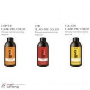 Флюид-препигментатор (желтый, красный, медный) – Ollin Service Line Fluid Pre-pigmentator 90ml