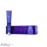 Крем-краска для бровей и ресниц 20 мл + салфетки под ресницы 15 пар – Ollin Vision Color Cream For Eyebrows and Eyelashes