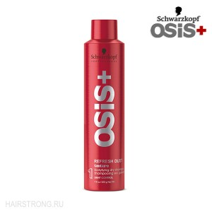 Cухой шампунь для волос Schwarzkopf Osis