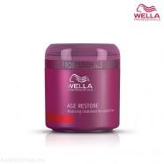 Маска для жестких волос восстанавливающая – Wella Age Restore Treatment For Coarse Hair 150ml