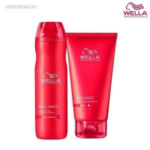 Набор для окрашенных волос Wella Brilliance