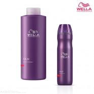 Шампунь для чувствительной кожи головы – Wella Balance Calm Sensitive Shampoo