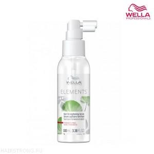 Обновляющая сыворотка для волос и кожи головы Wella Elements