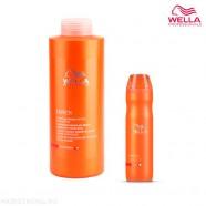 Питательный шампунь для объема нормальных и тонких волос – Wella Enrich Volume Shampoo For Fine To Normal Hair