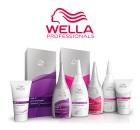 Химическая завивка Wella логотип