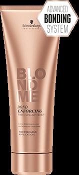 Крем для осветления волос Blondme Paint on lightene